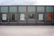 <h5>Wystawa  Martina Majoora na tarasie</h5>