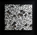 <h5>Winiarski Ryszard, Bez tytułu, 1971,  akryl, płyta pilśniowa, 72 x 77 cm, Galeria aTAK, Fot.: Erazm Ciołek</h5>