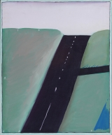 <h5>Fijałkowski Stanisław, Autostrada XIII, 1974, 73 x 60 cm, olej, płótno, Hiszpania, Fot.: Erazm Ciołek</h5>