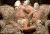 <h5>Narodziny według ducha, fotografia barwna, 400x300 cm, 2000, kolekcja Muzeum Narodowego we Wrocławiu</h5>