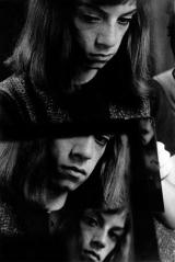 <h5>Lustro, fotografia czarno biała na papierze, 100x66 cm, 1964, dzięki uprzejmości artystki</h5>