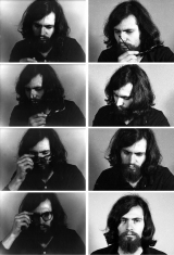 <h5>Zdzisław Sosnowski, Okulary, 1970, fotografia czarno-biała</h5>