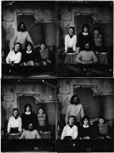 <h5>Zdzisław Sosnowski, Uśmiechy, 1972, fotografia czarno-biała</h5>
