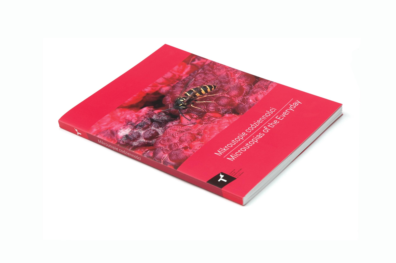 Okładka książki Mikroutopie codzienności
