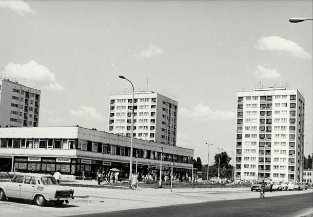Architektura trudnych czasów. Toruńskie realizacje w latach 1945-1989, fot.: www.skyscrapercity.com, użytkownik - Kryptozaur