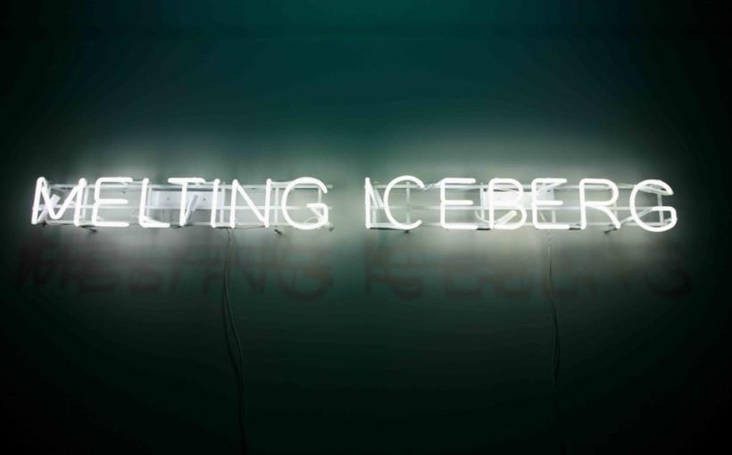 Iceberg - wystawa