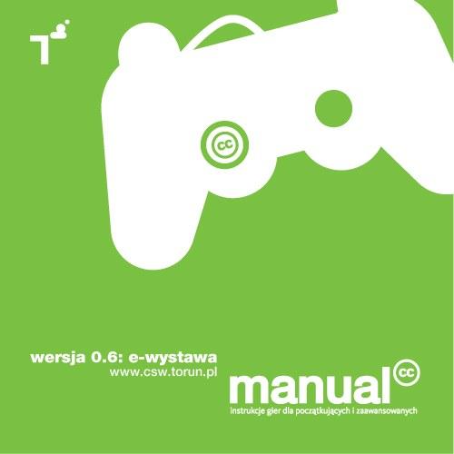 Plakat ManualCC