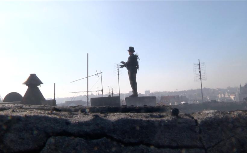 Kadr z filmu Bydgoszcz od świtu do zmierzchu