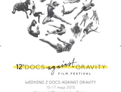 Plakat Festiwalu Docs Against Gravity