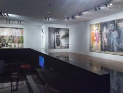 Przestrzeń wystawy Jonas Gasiunas