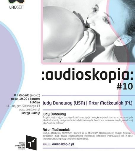 Judy Dunaway (USA), Artur Maćkowiak (PL)