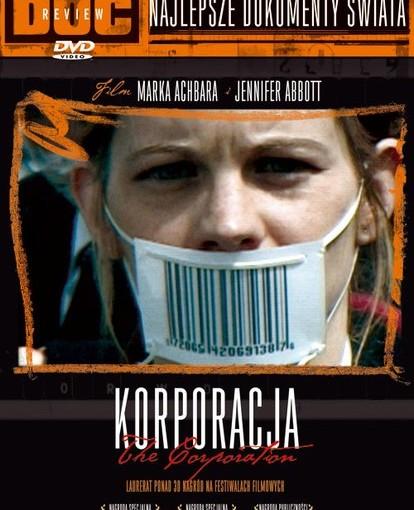 Plakat z filmu Korporacja