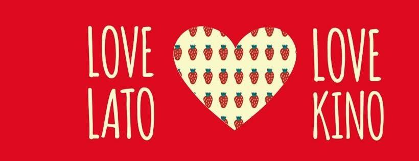 Logo cyklu Love Lato Love Kino