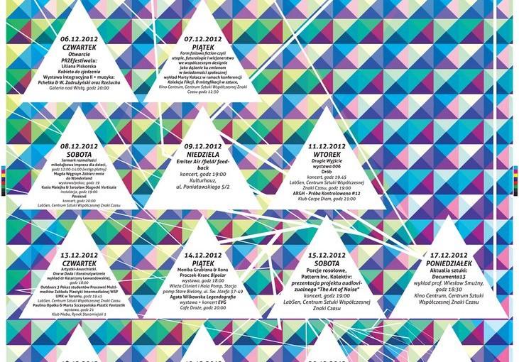 PRZEfestiwal - plakat