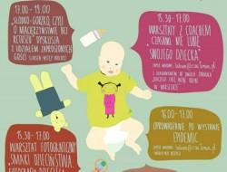 Plakat 6. edycji Wolnej Soboty