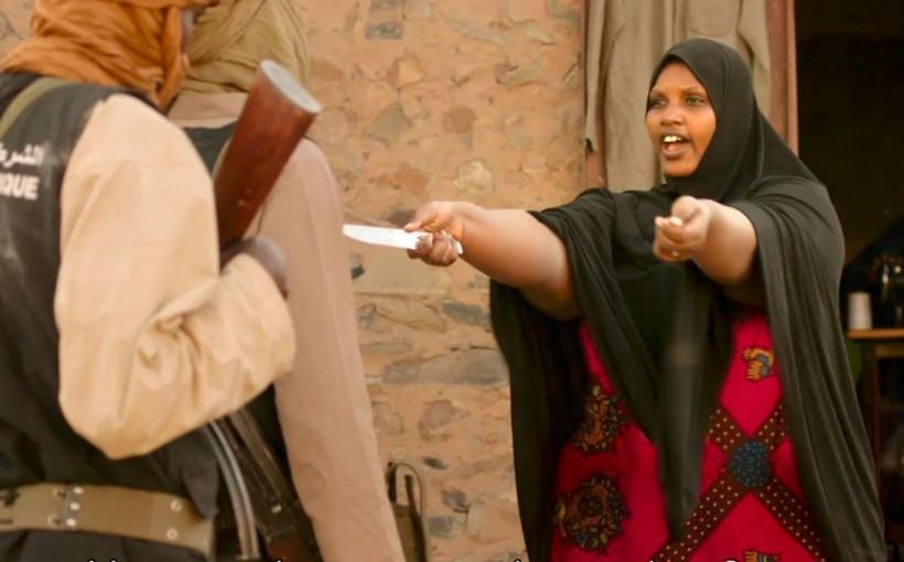 Kadr z filmu Timbuktu