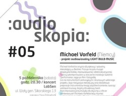 audioskopia #5 Michael Vorfeld