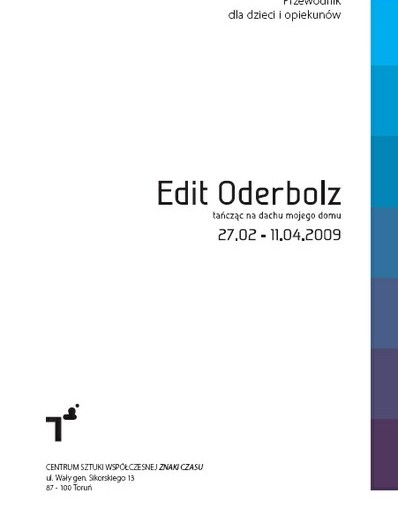 Okładka Przewodnik edukacyjny Edit Oderbolz