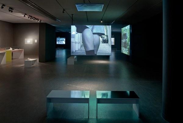 widok ekspozycji