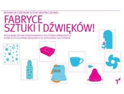 Plakat Pocztówki dźwiękowe