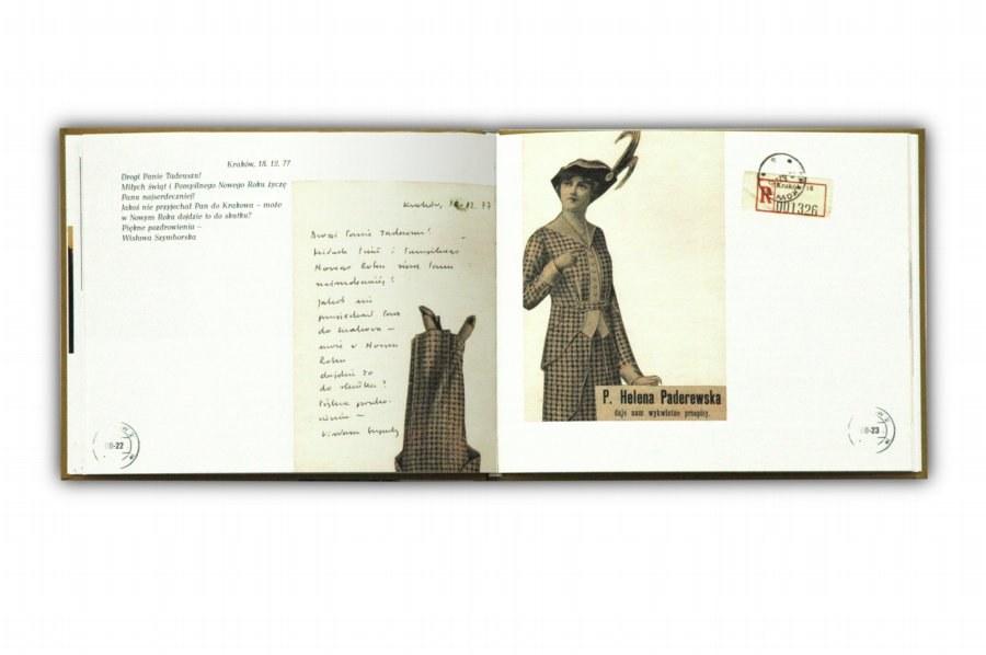 Zdjęcie zawartości książki Karteczki własnego wyrobu