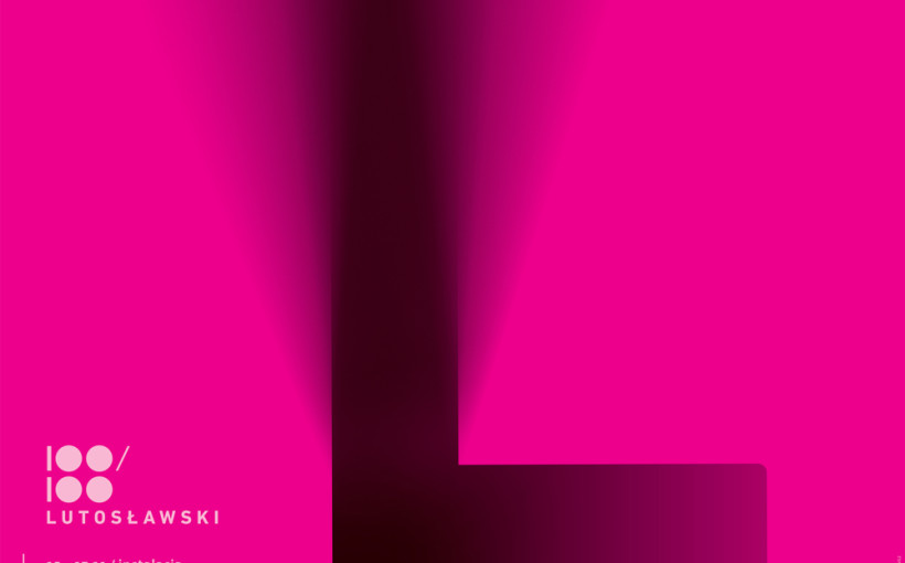 plakat do wydarzenia Lutosławski - Pole Widzenia / Pole Słyszenia
