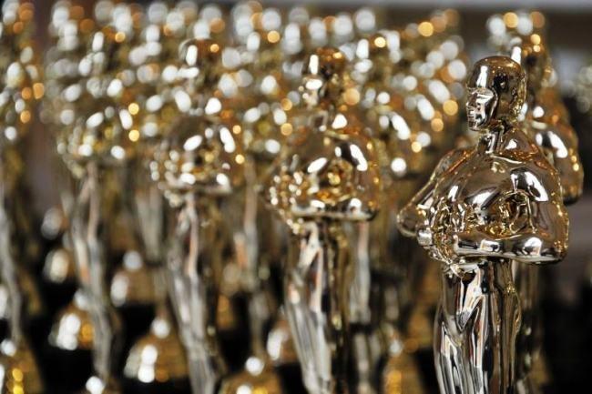 Zdjęcie statuetki Oscara