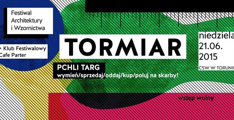 Plakat promujący Pchli Targ