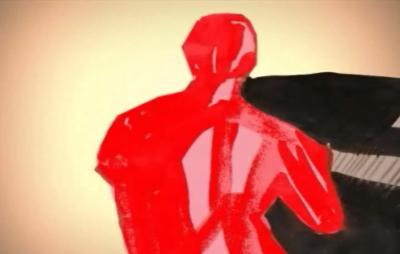 Piotr Kieruj – Chopin animation