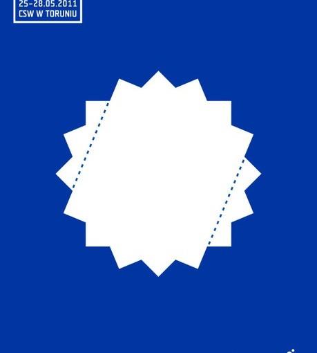 plakat 2. Festiwalu Plakatu i Typografii Plaster