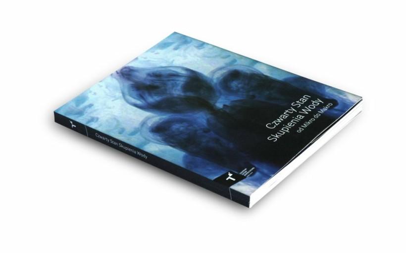 Okładka katalogu Czwarty stan skupienia wody