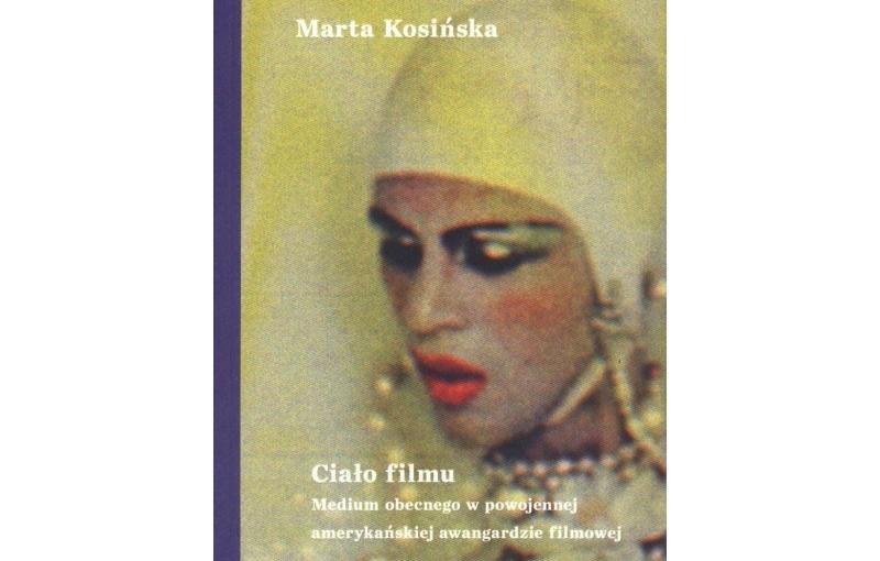 Okładka książki M. Kosińskiej