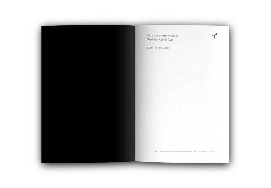 niesamowity wybór Stany Zjednoczone Cena obniżona Nie patrz prosto w słońce - Centrum Sztuki Współczesnej w ...