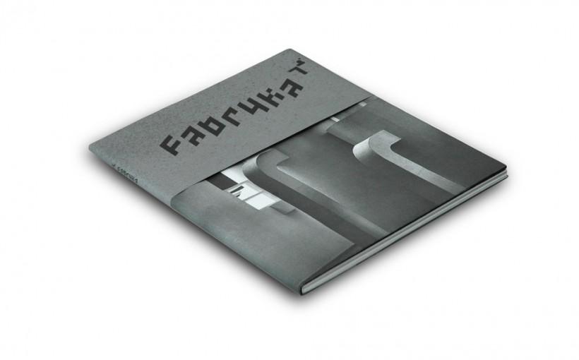 Okładka katalogu Fabryka