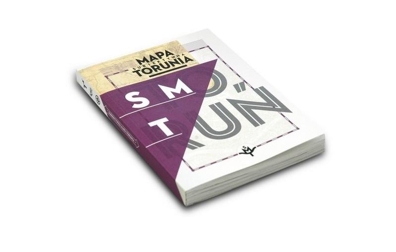 Okładka książki Subiektywna Mapa Torunia