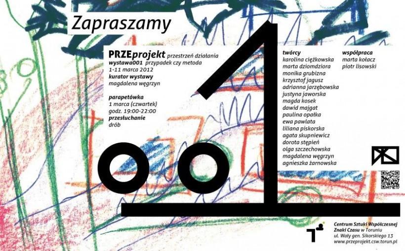 PRZEprojekt - Parapetówka po Wernisażu