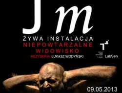 Plakat Łukasz Wodyński
