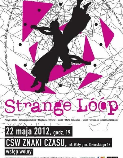 Plakat Strange Lóóp