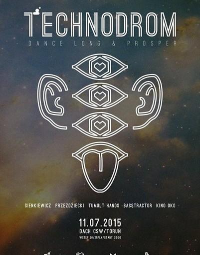 Plakat TECHNODROM