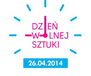 logo Dzień Wolnej Sztuki 2014