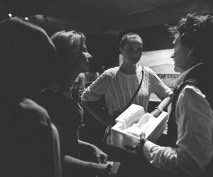 Na zdjęciu: architekt Sali Koncertowej na Jordankach - Fernando Menis. fot.: Natalia Miedziak
