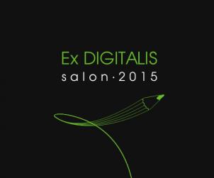 LOGO EX DIGITALIS SALON 2015