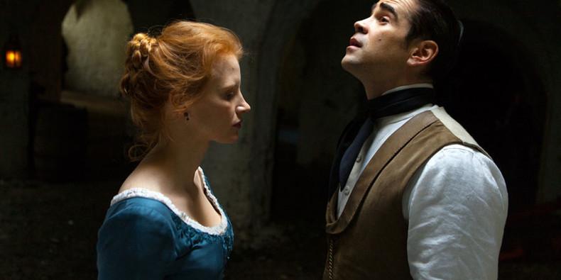 Kadr z filmu Panna Julia