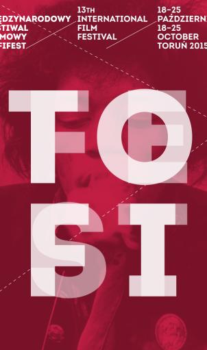 plakat 13. edycji MFF Tofifest