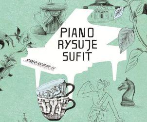 Piano rysuje sufit - okładka
