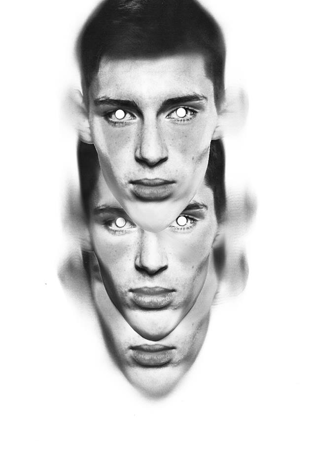 Hubert Kołodziejski, ilustracja, dzięki uprzejmości artysty