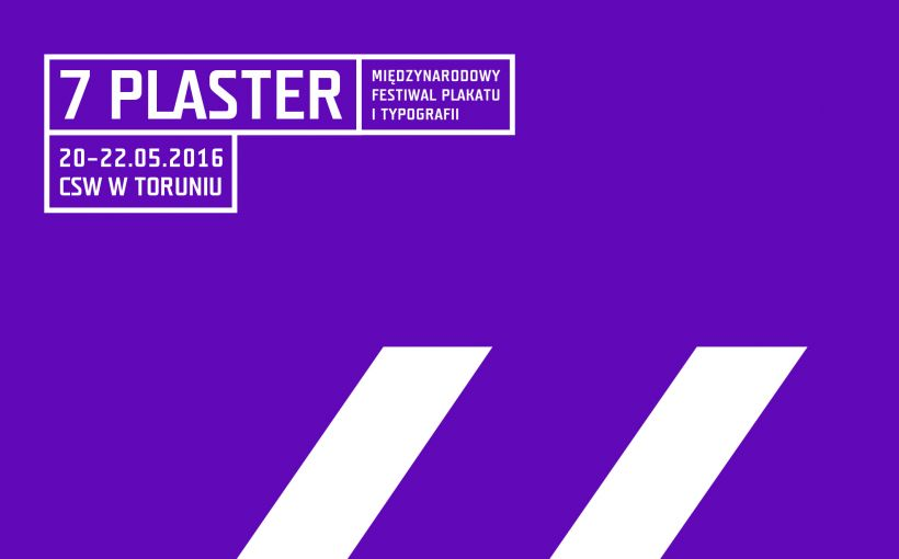 7 Plaster - plakat