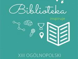 Tydzień Bibliotek 2016 - plakat