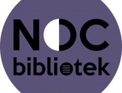Noc Bibliotek - logotyp
