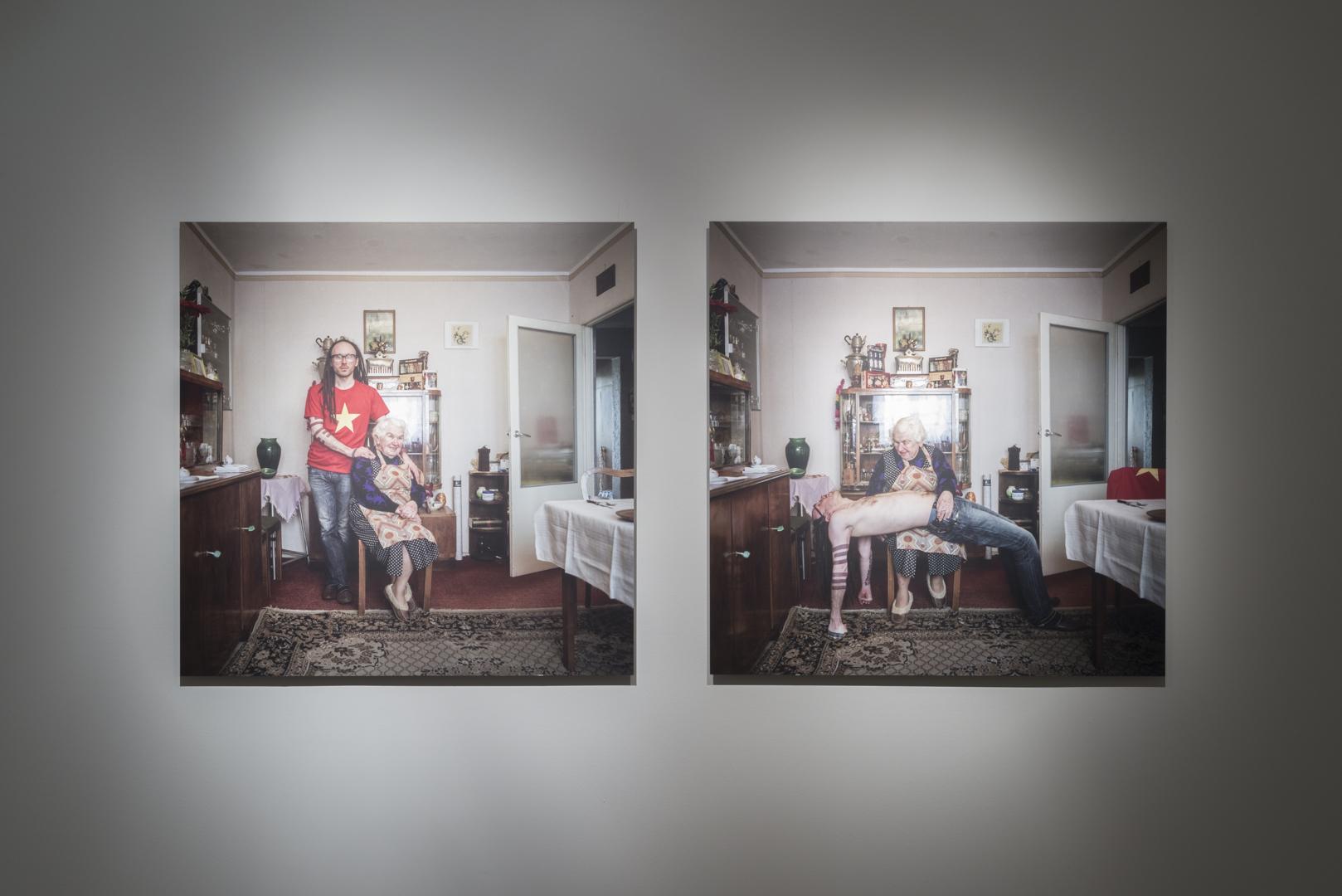 Wystawa Kości Wszystkich Ludzi Centrum Sztuki